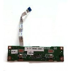 Placa Touchpad 6-77-M76S2-D03D-1 Insys M761SUN